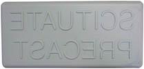 Scituate Precast Logo Plate 100