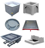 website finberglass molds grouping