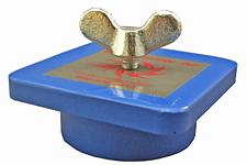 blue round magnet